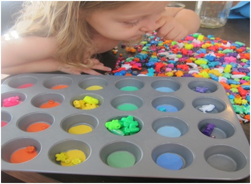 Image gallery kids activities at home for Fun at home projects